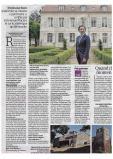 Présentation par Stéphane Bern des modes de financment du patrimoine à restaurer